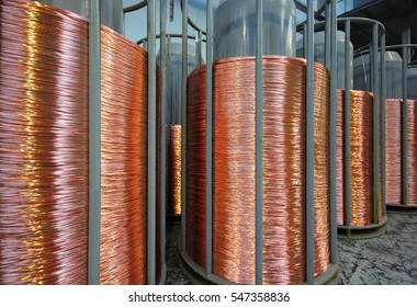 Copper Wire Bobbin
