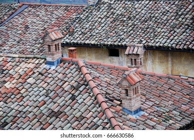 """""""Coppi"""" Roofing Roofs - Ancient roofing type"""
