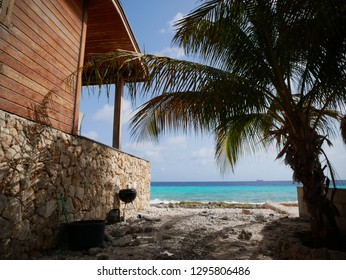Coral Beach Bonaire (Netherlands Antilles), Wooden Eco Beach House