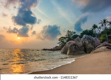 Coral Cove Beach, Gulf of Thailand, Koh Samui, Southern Thailand, Thailand, Asia