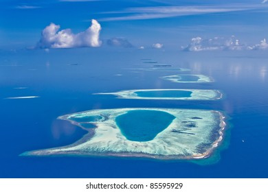 Coral Reef Atoll
