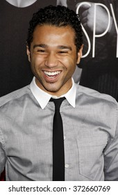 "Corbin Bleu at the Los Angles Premiere of ""This Means War"" held at the Grauman's Chinese Theater, California, United States on February 8, 2012."
