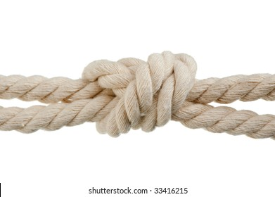 Cord with knot