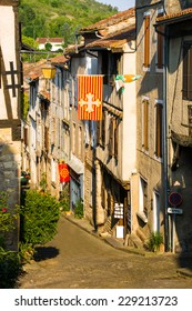Cordes sur Ciel in France