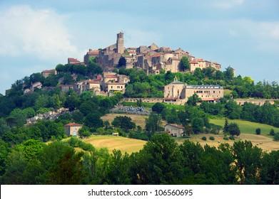 Cordes sur Ciel, Tarn region of France