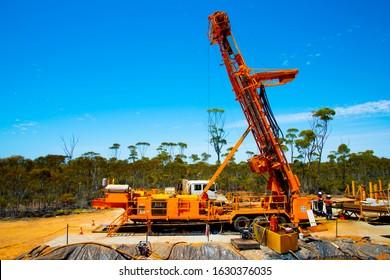 Core Drilling for Exploration - Australia