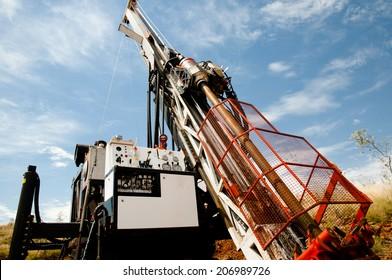 Core Drilling for Exploration - Pilbara - Australia