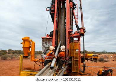 Core Drilling for Gold Exploration
