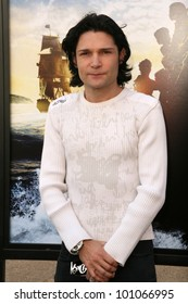 "Corey Feldman  at ""The Goonies"" 25th Anniversary Great Treasure Hunt Celebrating ""The Goonies"" 25th Anniversary Collector's Edition on Blu-ray Disc and DVD, Warner Bros. Studios, Burbank, CA. 10-27-10"