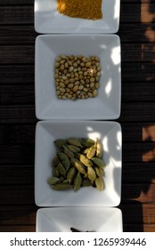 Coriander / Cardamon / Spice