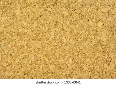Cork background texture
