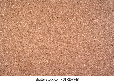 Cork board - close up