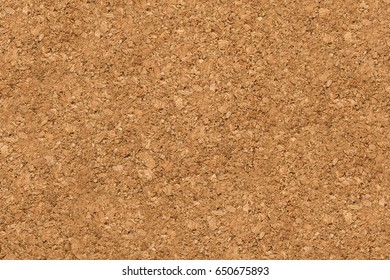 Cork board solid texture and background