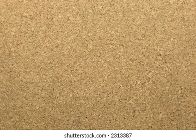 Cork board suitable as background image