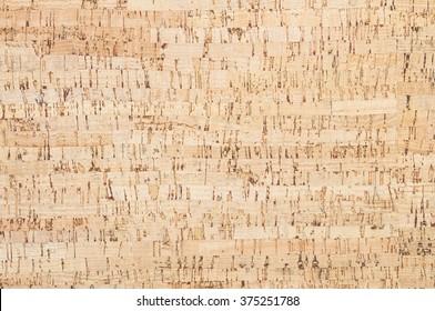 Cork board texture background.