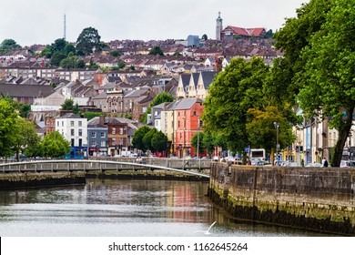 Cork city, Ireland.