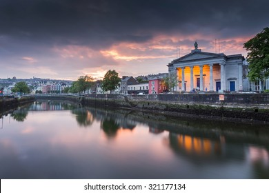 Cork City in Ireland