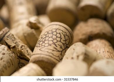 cork details