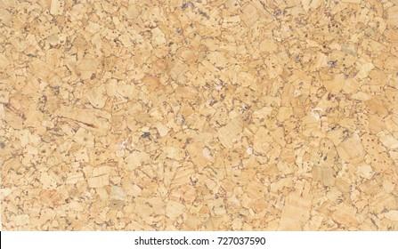 Corkboard texture or surface