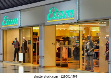 83f5c9261a6 Cormontreuil,France-September 05,2018: ETAM women's clothing (lingerie) and