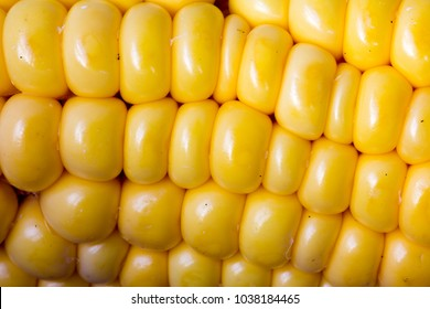 Corn eats for the background