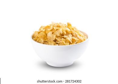 Corn Flakes Healthy Breakfast