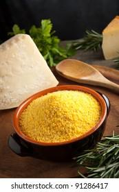 corn flour - polenta