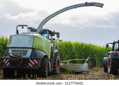 f24ea29b Forage Harvester Images, Stock Photos & Vectors | Shutterstock