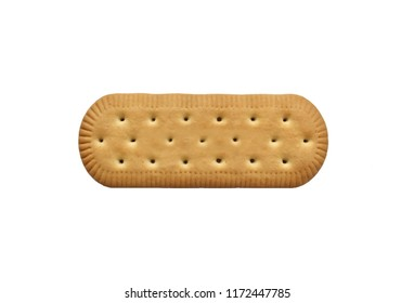 Corn starch biscuit