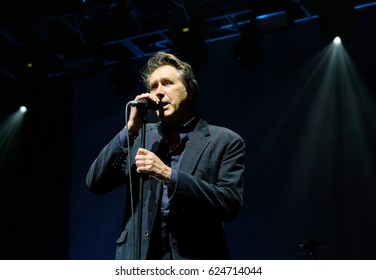 Cornbury Festival - July 9th 2016: Bryan Ferry  former frontman with Roxy Music performing at, Cornbury Festival, Great Tew Park, Chipping Norton, Oxfordshire, July 9, 2016 in Oxfordshire, UK