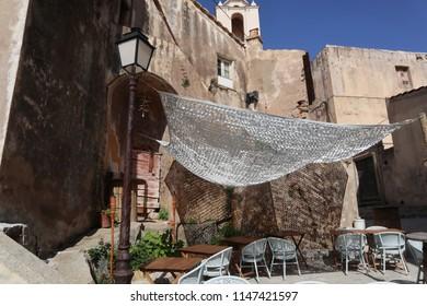 A corner in Calvi