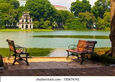 an corner of hanoi's old quarter