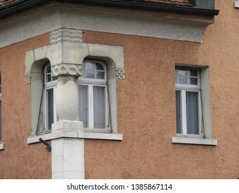 Window Pillar Images, Stock Photos & Vectors | Shutterstock