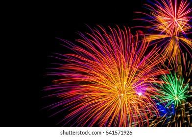 Cornered Fireworks