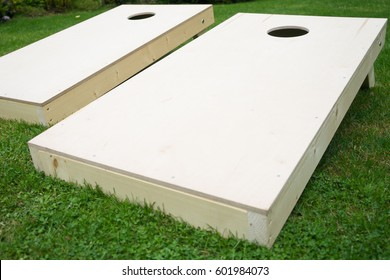 Cornhole Boards Beanbag Toss Game