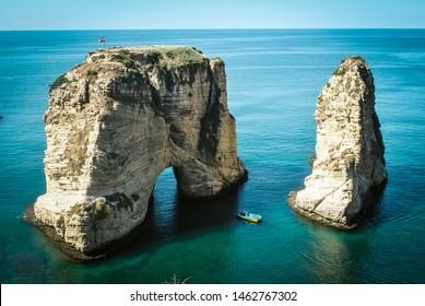 Corniche Rouche Beirut Lebanon SEA