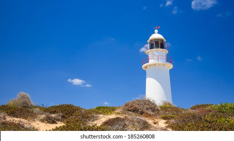 Corny Point Lighthouse Yorke Peninsula, South Australia