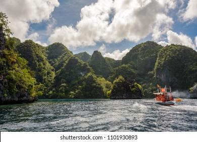 Coron Palawan. Philippines