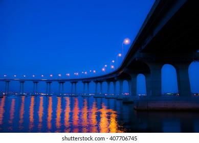 Coronado Bridge, San Diego
