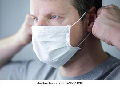 medical mask disposal