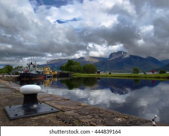 Corpach Reflections - Scotland