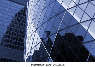 Corporate Buidings in London
