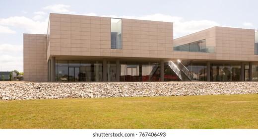 Corporate Building outdoor