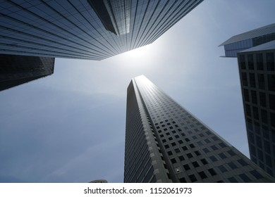 Corporate Buildings - City Scapes