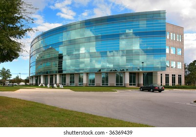Corporate Business Office Building