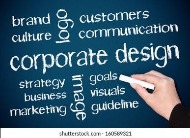 Corporate Design - Business Concept