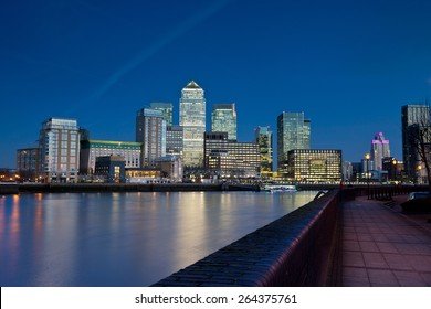 Corporate Finance -Canary Wharf