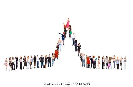 Corporate Teamwork Office Culture