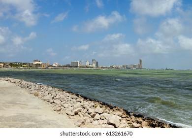 Corpus Christi Bay, Texas Gulf Coast
