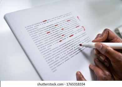 Correcting Spelling Mistake In Script And Sentence Error Proofread